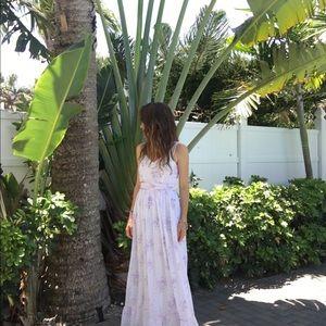 Dresses & Skirts - Vintage floral long dress